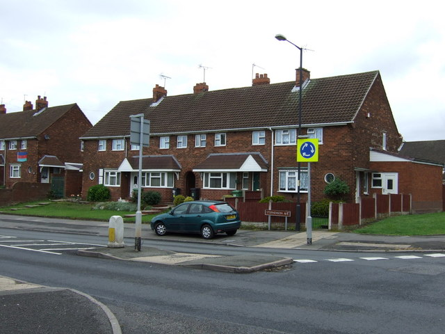 Houses on Stephenson Avenue