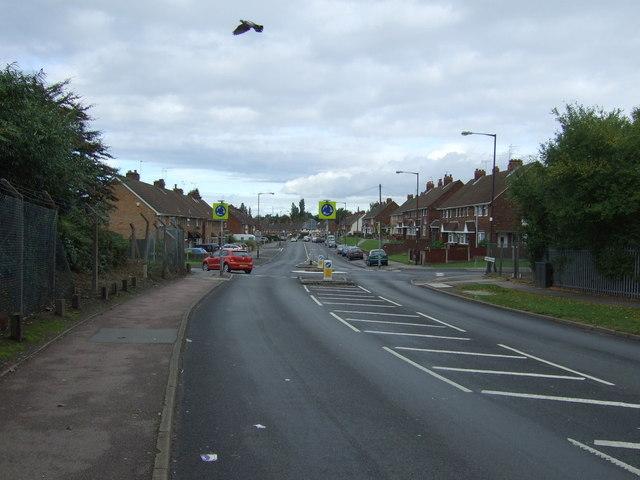 Stephenson Avenue