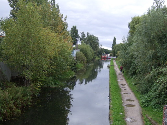 The Walsall Canal