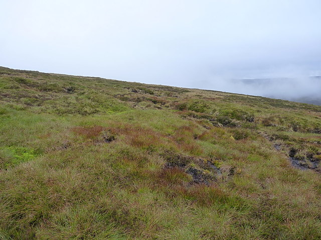Across the western side of Meall Odhar