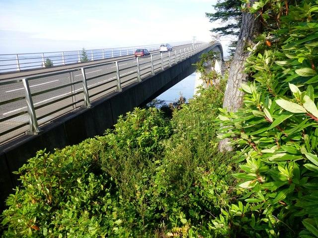 Skye Bridge/Drochaid an Eilein