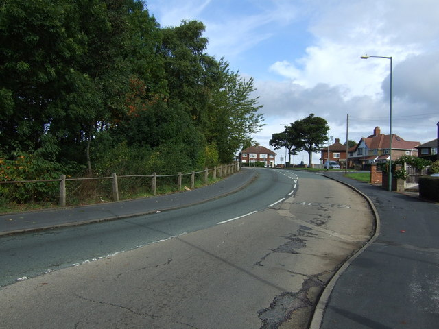 Goscote Lane