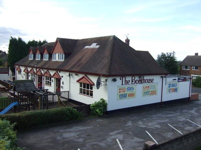 The Boathouse pub, Daw End