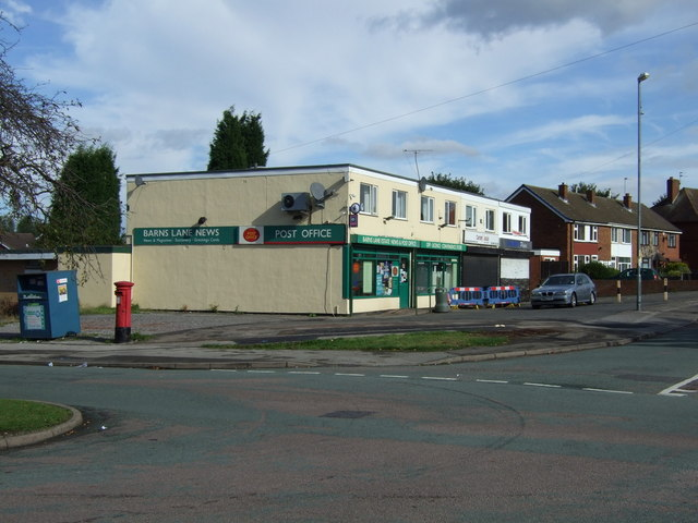 Barns Lane Post Office