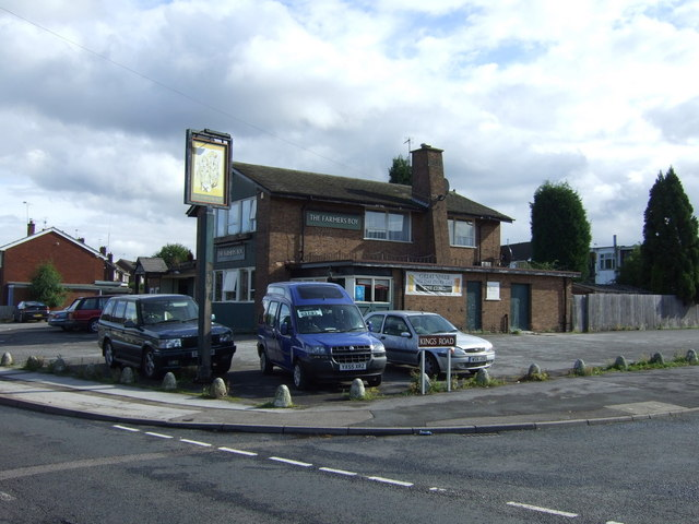 The Farmers Boy, Barns Lane