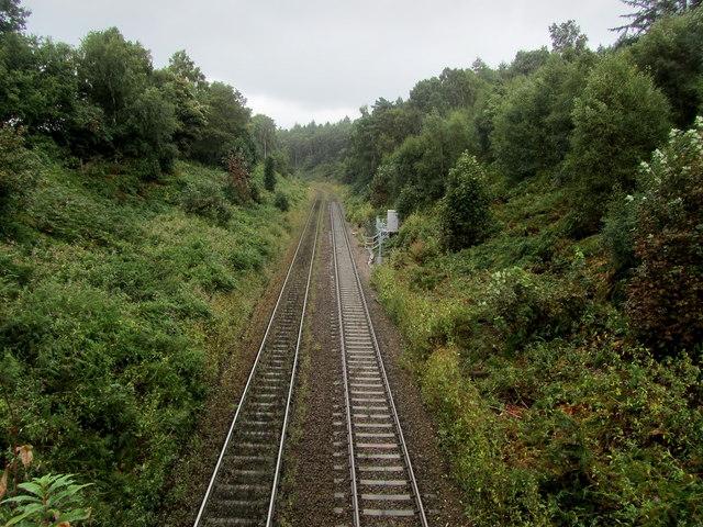 Leeds/Harrogate Railway Line