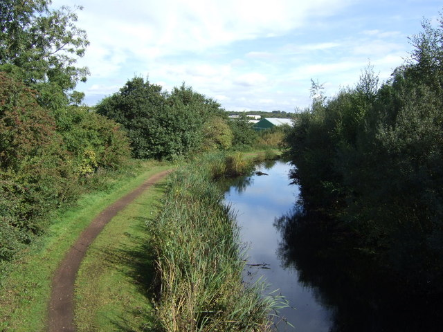 Rushall Canal, Daw End Branch