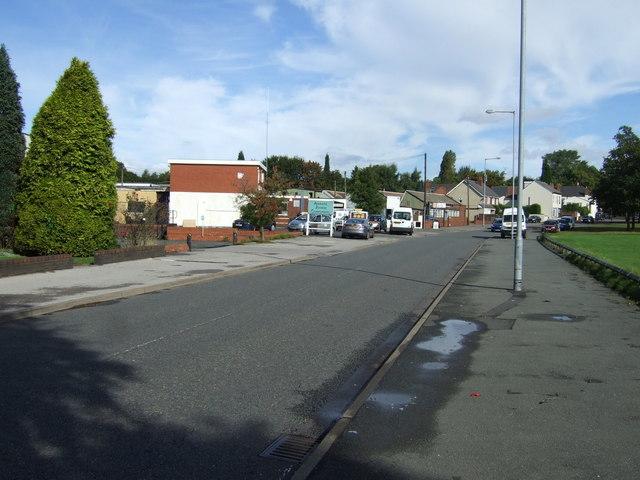 Middlemore Lane, Aldridge