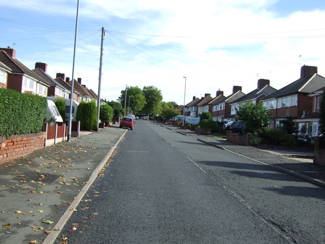 Leighswood Avenue, Aldridge