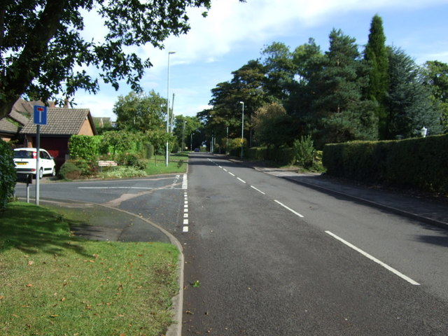 Stonnall Road