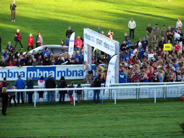 MBNA Chester Marathon 2013 - The Start