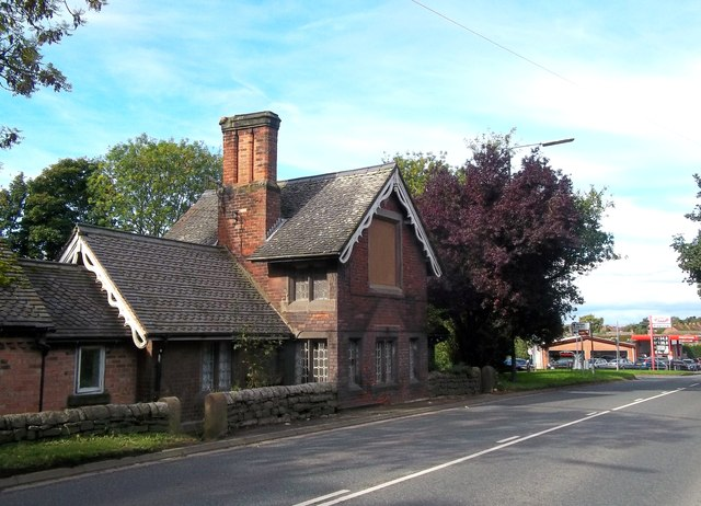Dwelling on Derby Road