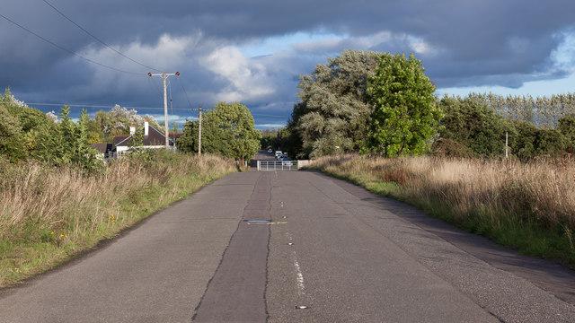 Alloa Road