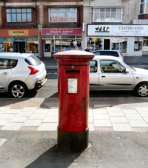 Postbox FY2 57