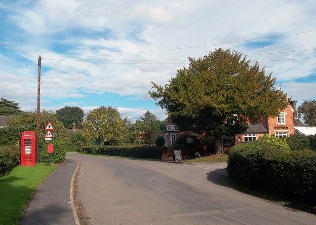 Village Amenities in Osmaston