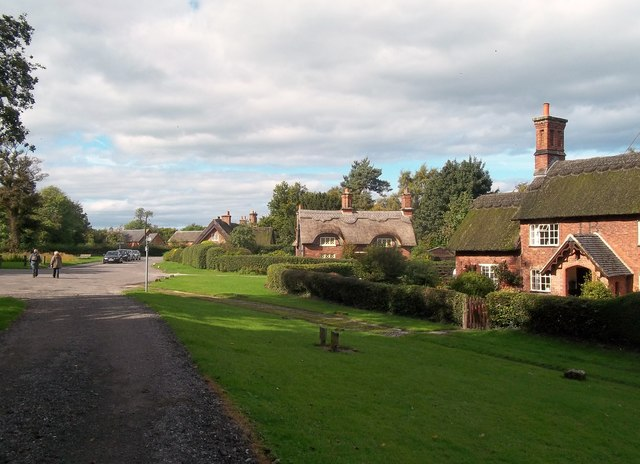 Quilow Lane in Osmaston