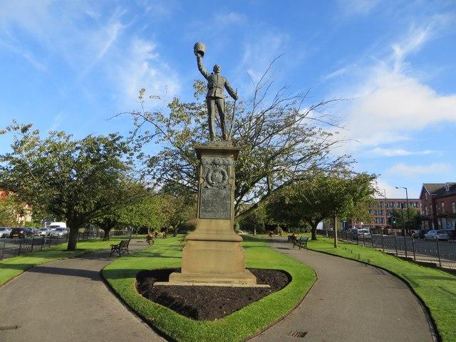 Lancashire Fusiliers War Memorial