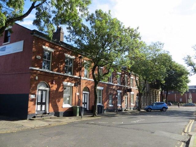 Bank Street, Bury