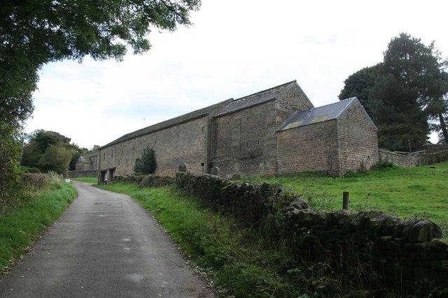 Barns at Beeley Hilltop