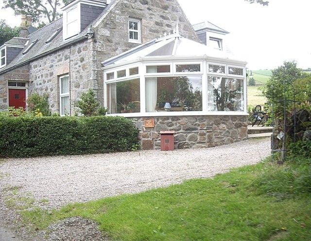 Mains of Lesmoir Cottage (2013)