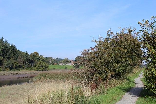 Dee Walk near Kirkcudbright