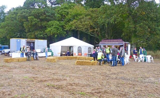 Catering Facilities at North Hinton Farm