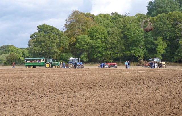 North Hinton Farm Ploughing Match