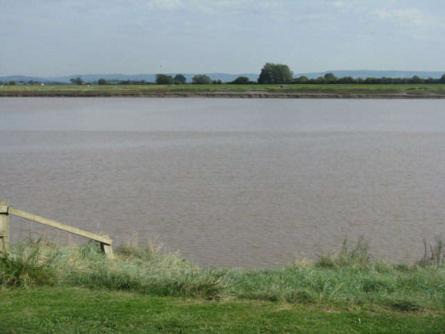 The Severn Estuary at Newnham