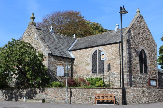 Greyfriars Episcopal Church, Kirkcudbright