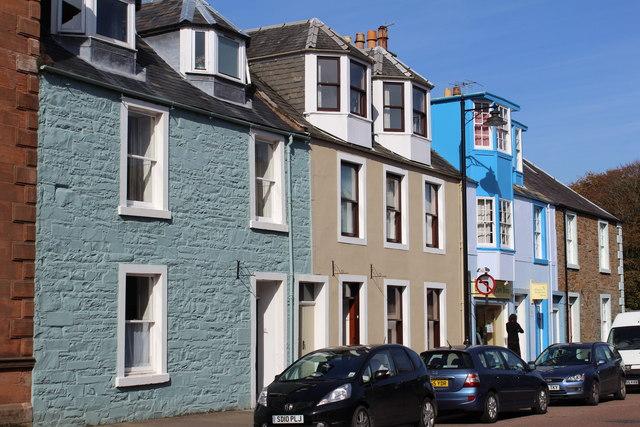 Castle Street, Kirkcudbright