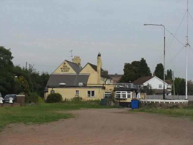 The White Hart at Broadoak