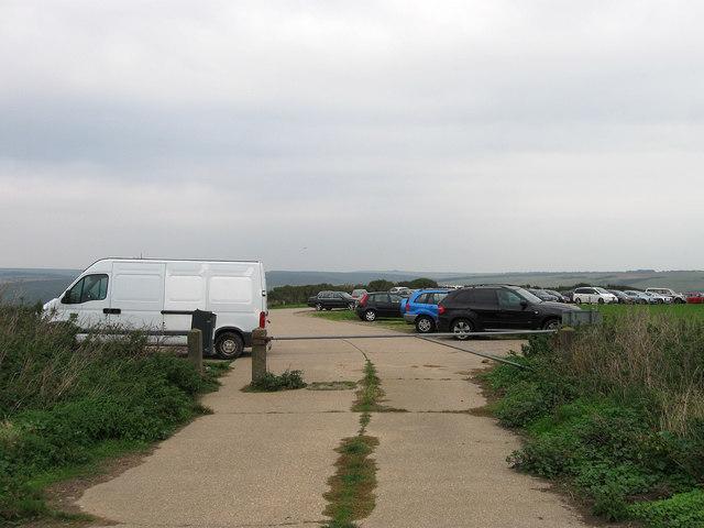 South Hill Barn Car Park