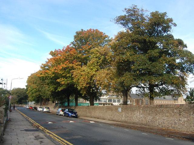 University Road, Aberdeen