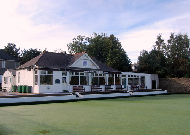 The Northern Bowling Club, Orchard Road, Aberdeen