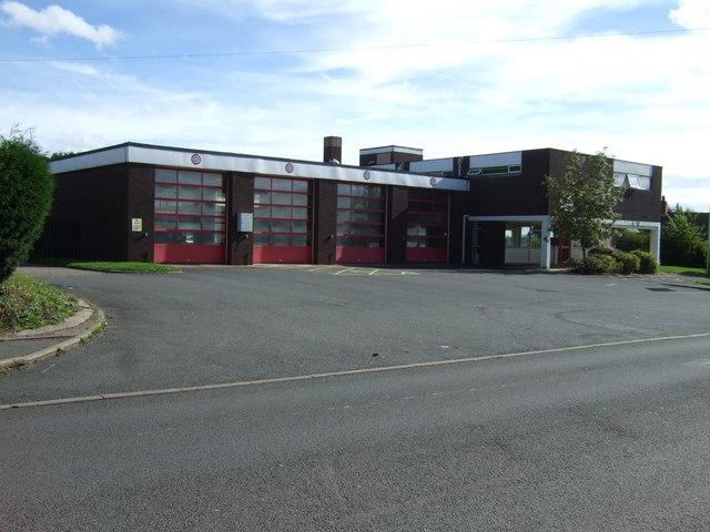 Community Fire Station