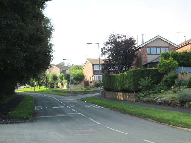 Wallbridge Drive, Leek