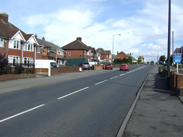 Lichfield Road (A461)