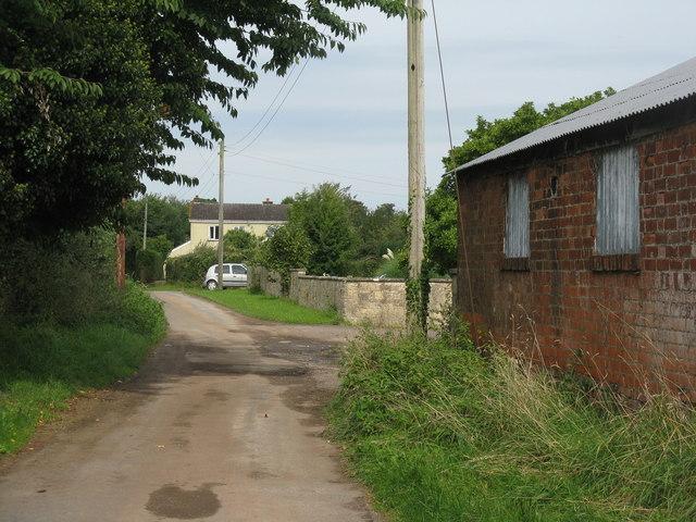 Woodend Lane, Awre