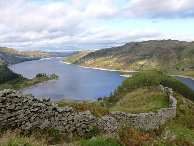 Haweswater Reservoir and The Rigg