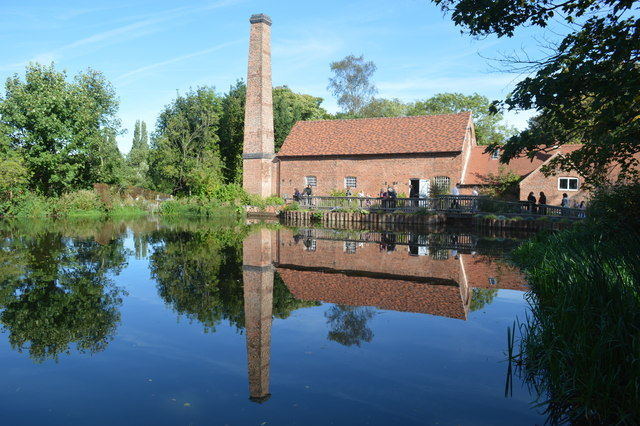 Reflections on Sarehole Mill