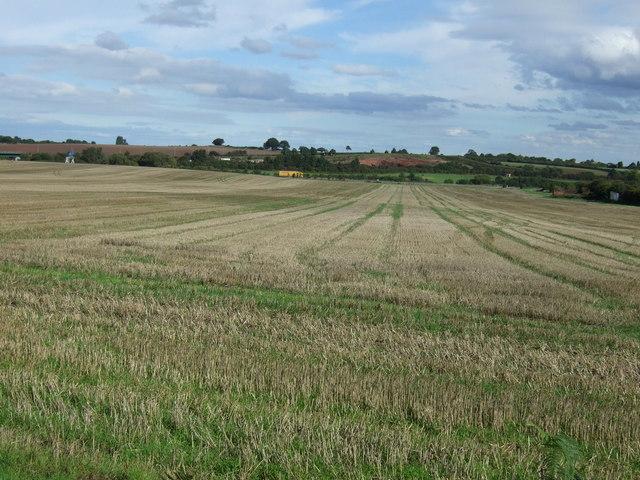 Farmland off Barracks Lane