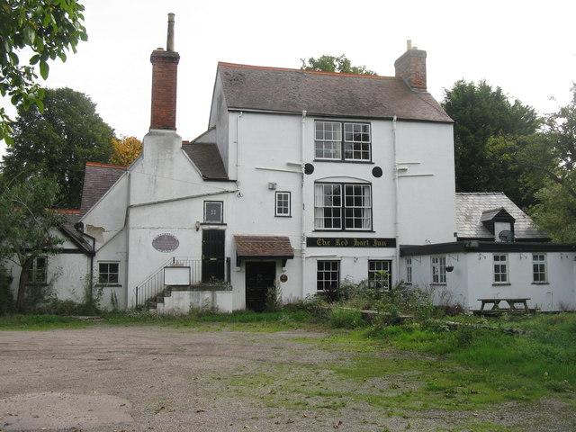 The Red Hart Inn, Awre