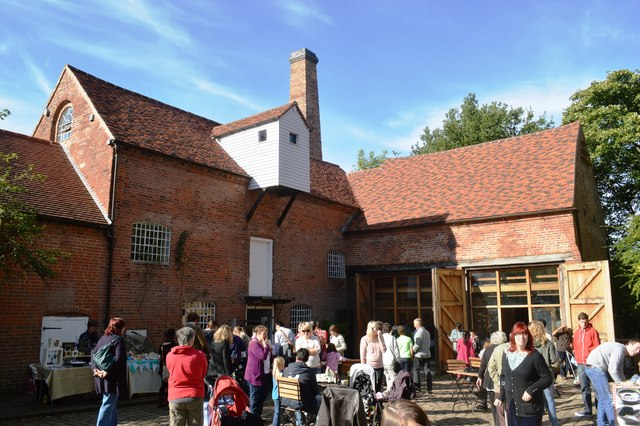 Open day at Sarehole Mill