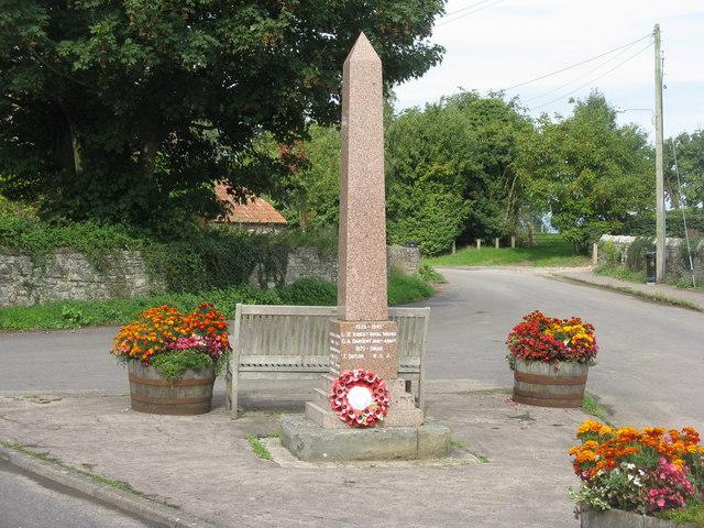 Awre War Memorial