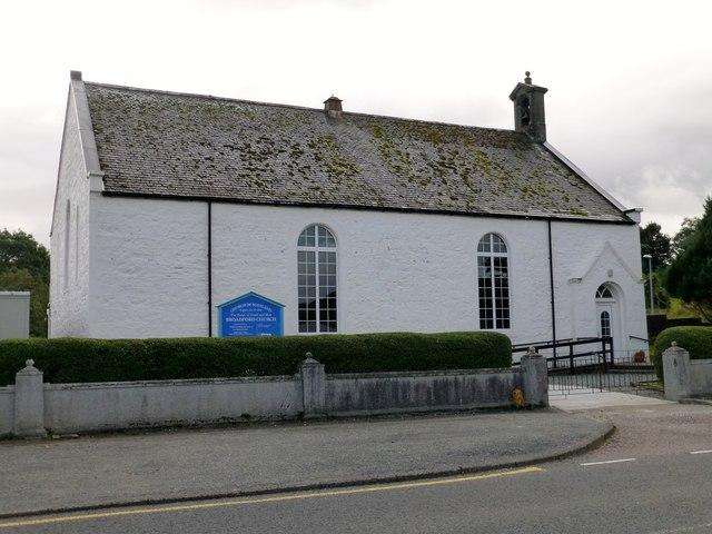 Broadford Parish Church, Skye