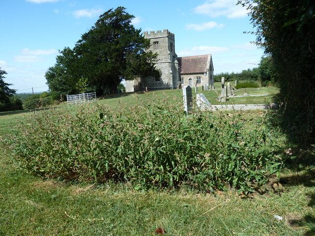 Nigel's grave