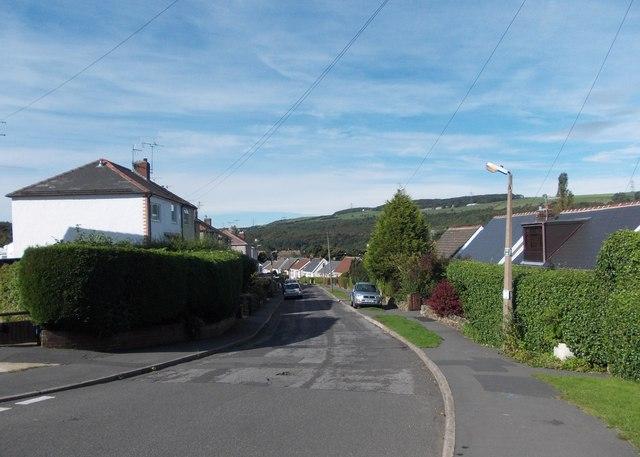 Cross Lane on Smithy Moor, Stocksbridge