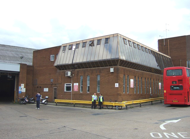 Willesden bus garage