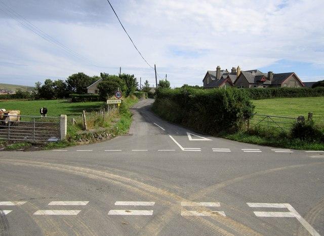 The road to Aberdaron