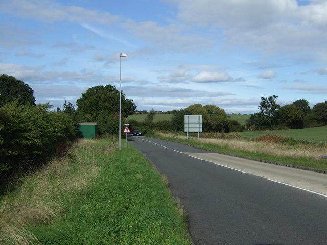 Hanney Hay Road